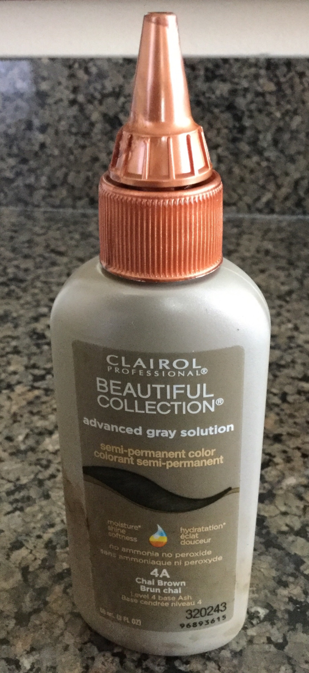 Clairol Beautiful Collection Advanced Gray Solution Review Layover